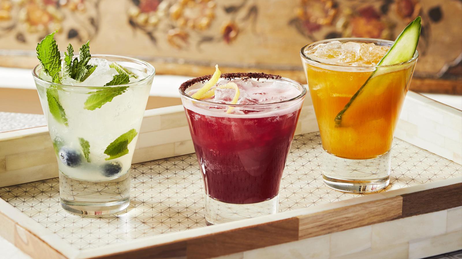 Diwan cocktails