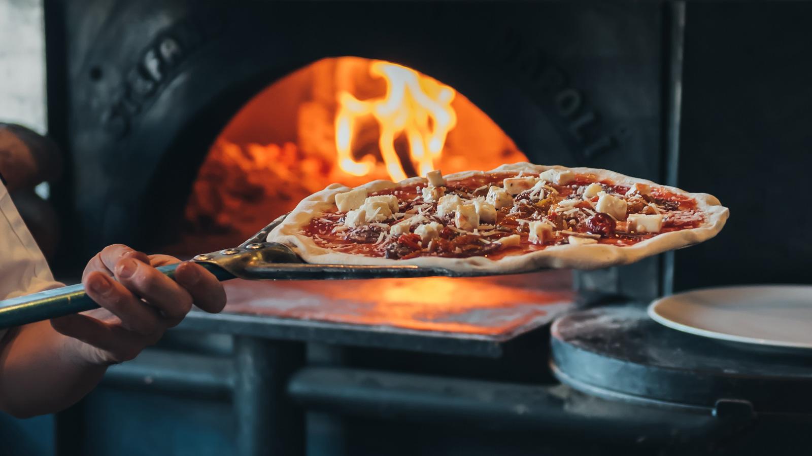 Fabbrica Don Mills pizza