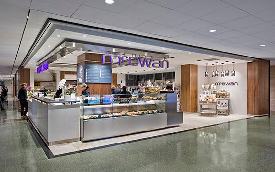 McEwan TD Centre interior
