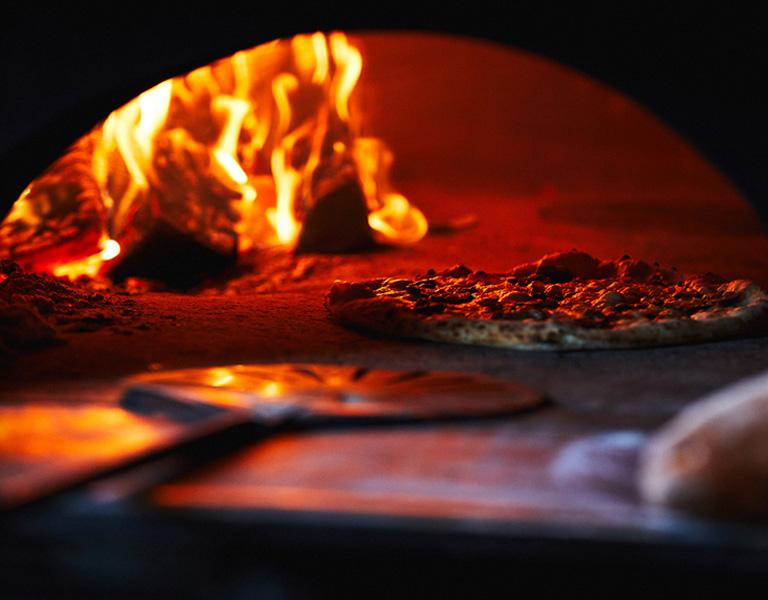 Fabbrica Thornbury wood burning oven