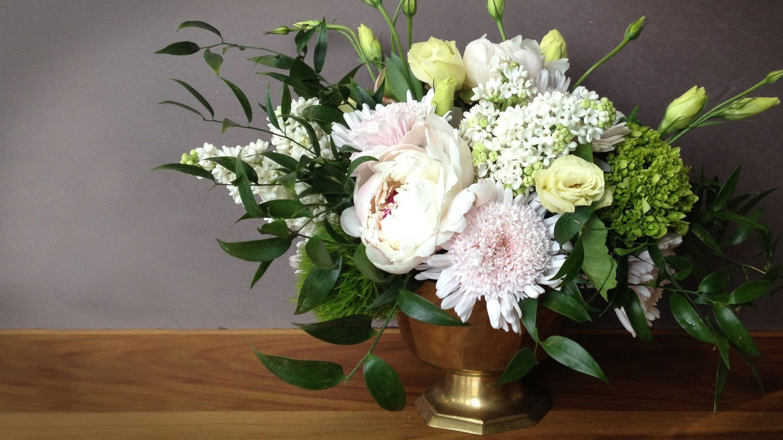 McEwan floral arrangement