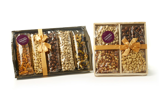 McEwan Gifts: Nut and Chocolate Trays