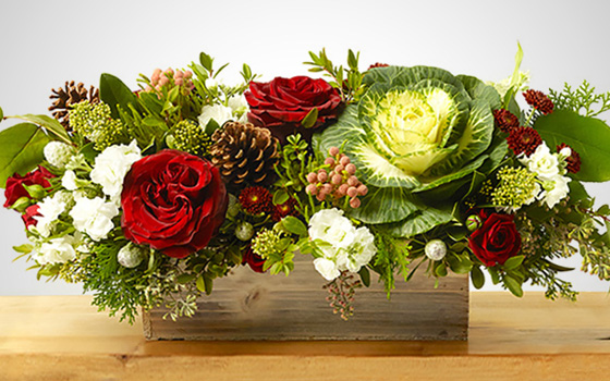 McEwan Seasonal holiday centrepiece