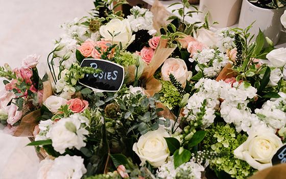 McEwan floral arrangements