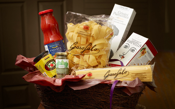 McEwan Gift baskets