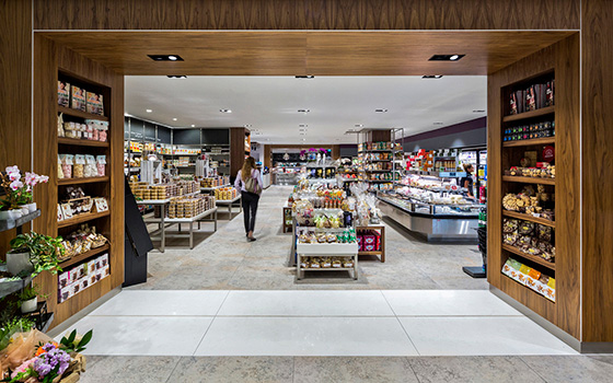McEwan grocery interior