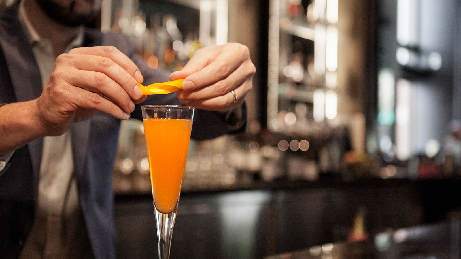 McEwan bartender