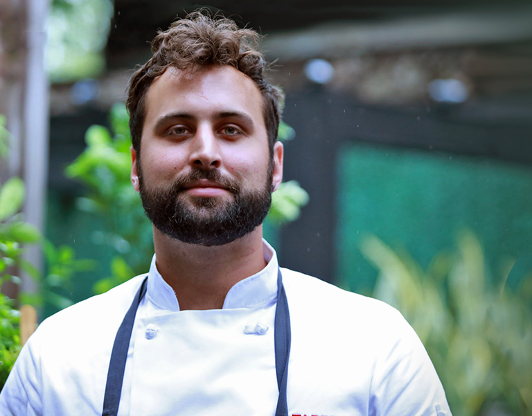 Fabbrica Thornbury's Chef Derek VanMeggelen