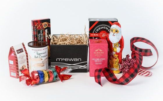 McEwan Gift: Festive