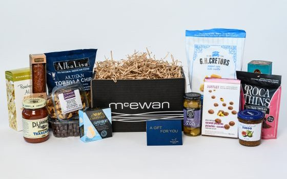 McEwan Gift Basket: Office Sharing